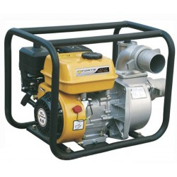 Мотопомпа на газе Forte FP20C (газ/бензи 3-типа топлива)