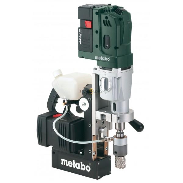 Аккумуляторная магнитная дрель Metabo MAG 28 LTX
