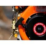 Мотоблок дизельный Кентавр МБ2061Д-3