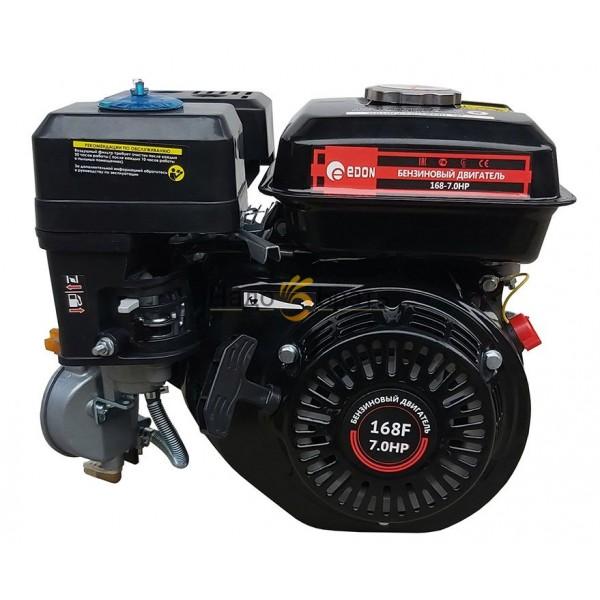 Двигатель с газовым модулем Edon PT 210