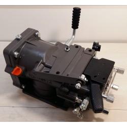КПП Weima 6 передач со сцеплением (Уменьшитель хода на мотоблок 1100C, 105, 135 серии)