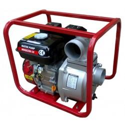 Мотопомпа бензиновая Weima WMQGZ80-30 Euro 5 (Патрубок 80мм, 60куб/час)