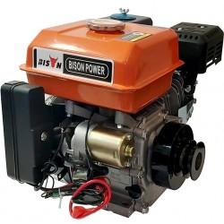 Двигатель с автоматическим сцеплением и Эл.стартером Bizon 170FE-S(C)