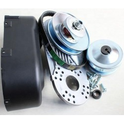Вариатор на вал 19 мм (Двигатель 6-7.5 л.с.)