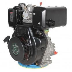 Дизельный двигатель GrunWelt GW186FB вал шпонка 25.4 мм