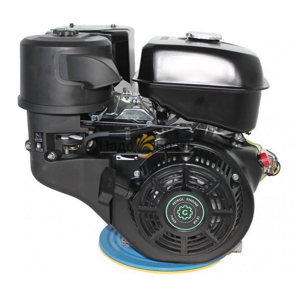 Двигатель бензиновый GrunWelt GW460F-S