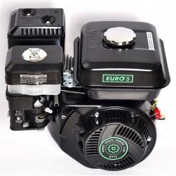 Двигатель бензиновый GrunWelt GW170F-T/25 (7 л.с. вал Шлицы 25 мм)