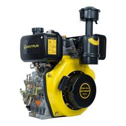 Дизельный двигатель Кентавр ДВУ-300Д (Центробежное сцепление 100 мм ремни Б)