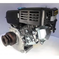 Двигатель с центробежной муфтой сцепления