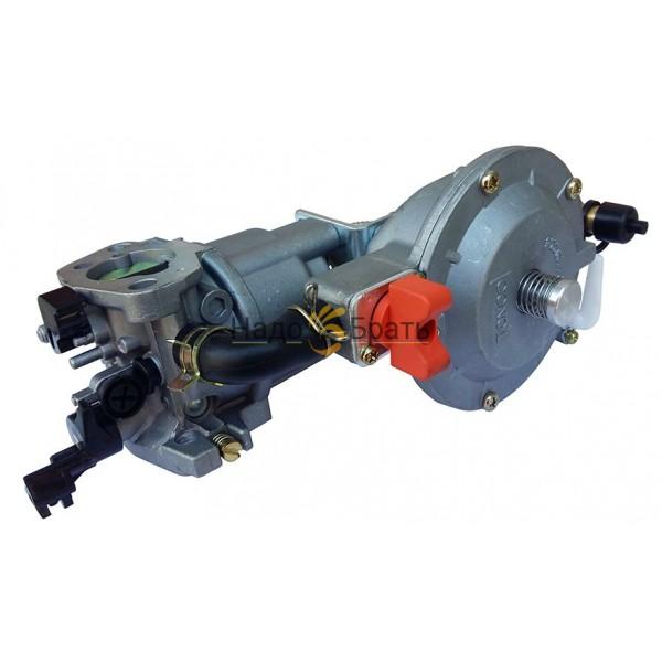 Карбюратор газ-бензин с редуктором Кентавр (2.0-2.8 кВт)