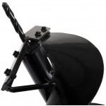 Шнек на мотобур 200 мм длина 1000 мм (Съемные лезвия)
