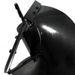 Шнек на мотобур 400 мм длина 800 мм