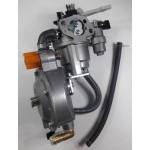 Карбюратор бензин-газ на двигатель 6-7.5 л.с.