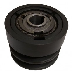 Центробежная муфта сцепления 105 мм (вал 25.4 мм под 2-ремня Б (B)