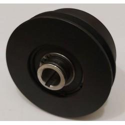 Центробежное сцепление на вал 19.05 мм (Диаметр 115 мм под 1-ремень А)