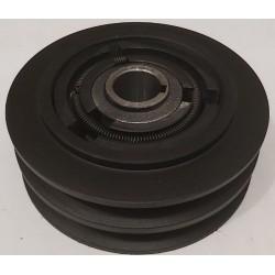 Центробежная муфта сцепления на вал 25.4 мм (140 мм 2-ремня профиль Б)