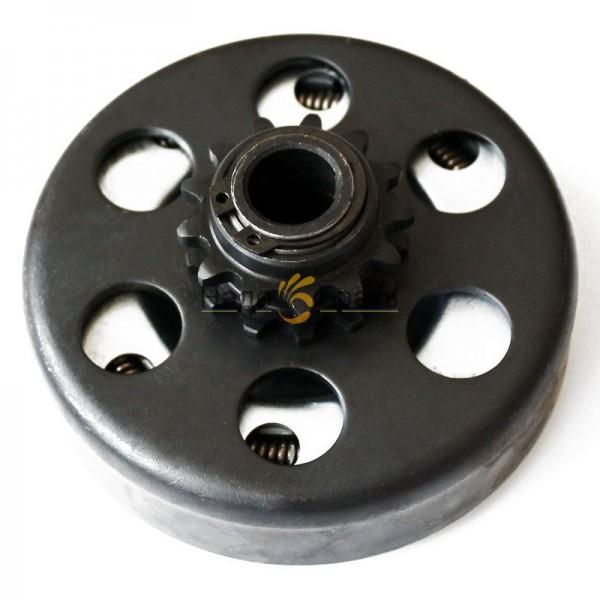 Муфта сцепления центробежная на вал 25 мм (Звездочка 13 зубов. Цепь 428)