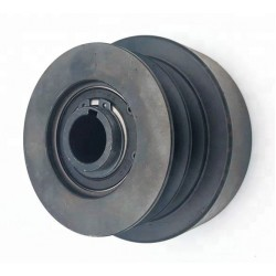 Центробежное сцепление 105 мм (вал 25 мм под 2-ремня B)