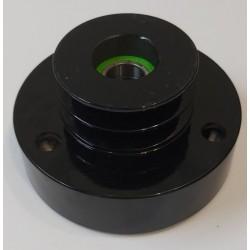 Центробежное сцепление на вал 19 мм 2-ручья А