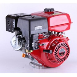 Двигатель бензиновый ТАТА 177FE (Электростартер вал под шпонку 25 мм)