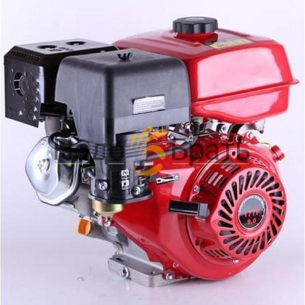 Двигатель бензиновый ТАТА 177FE (Электростартер вал под шлицы 25 мм)