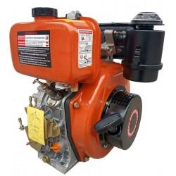 Двигатель дизельный Zubr 178FE Электростартер вал шлицы (Производство ТАТА)