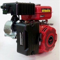 Двигатель бензиновый ТАТА 156F (Под шпонку 15 мм 4.5 л.с.)
