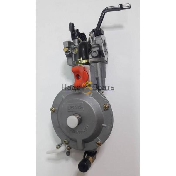 Карбюратор с газовым редуктроом ТАТА (2.0-3.0 кВт)