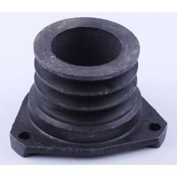 Шкив 3х ручейный диаметр 110 мм (межболт. 136 мм) Premium